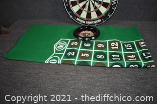 Darts, Board and More
