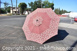 105in dia Folding Umbrella