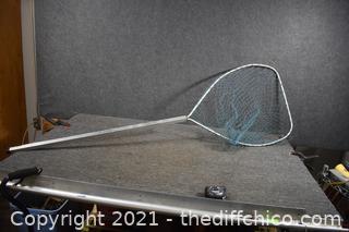 Fishing Net - 67in x 21in