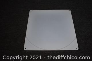 12in square Sign
