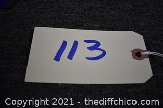 23 1/2in x 16in Sign