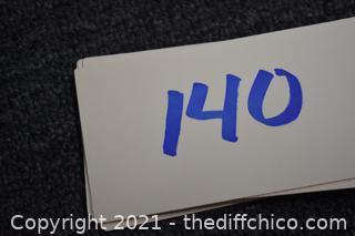 14in dia Sign