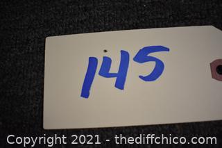12in x 18in Sign