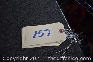 8in x 12in Sign