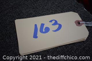 12in x 8in Sign