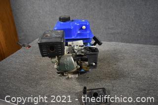 Untested 6.5hp Motor
