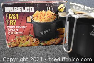 Norelco Fast Fry-broken handle