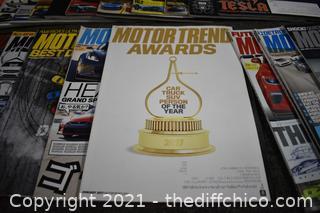 Motor Trend Magazines