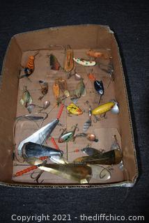 Mixed Lot of Fishing