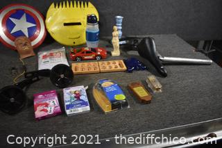 Mixed Lot of Toys and More
