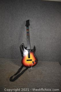 31 1/4in long Play Station 3 Guitar
