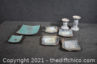 Pottery Lot