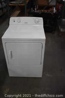 Electric Hotpoint Dryer