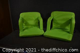 2 Stadium Chairs