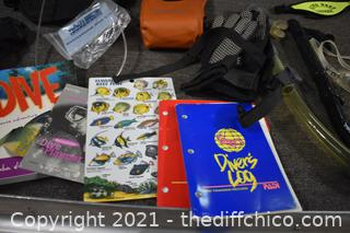Diving Gear, Books and More