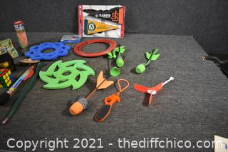 Mixed Lot of Toys