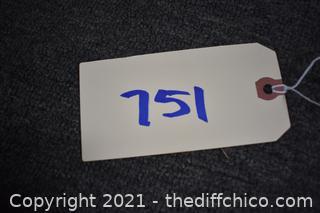 Tin Sign-12in x 16 3/4in