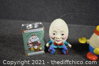 Lot of Humpty Dumpty's