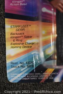 Collectible NIB Star Trek the Next Generation Character