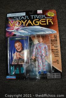 Collectible NIB Star Trek Voyager Character