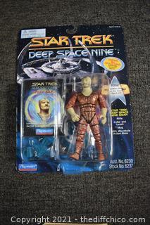 Collectible NIB Star Trek Deep Space Nine Character