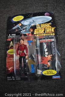 Collectible NIB Classic Star Trek Character