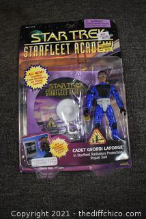 Collectible NIB Star Trek Starfleet Academy Character