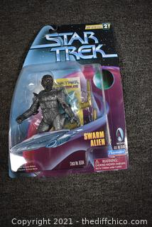 Collectible NIB Star Trek Warp Factor Series 2 Character