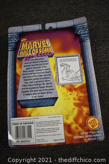 Collectible NIB Marvel Hall of Fame Character