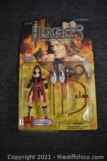 Collectible NIB Hercules Character