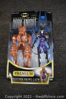 Collectible NIB Legend of the Dark Knight Character
