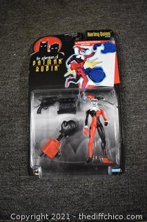 Collectible NIB Batman and Robin Character