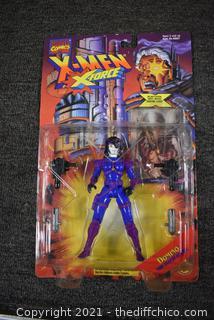 Collectible NIB X-Men Character