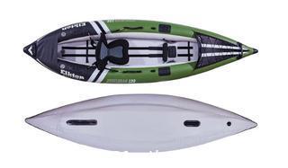 Elkton Outdoors Steelhead 150 Fishing Kayak (J19)