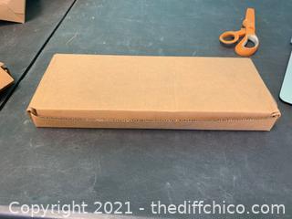 QTY 3 - Lapierre 4-6 oz. Machinist Ballpein Hammer Handles (J43)