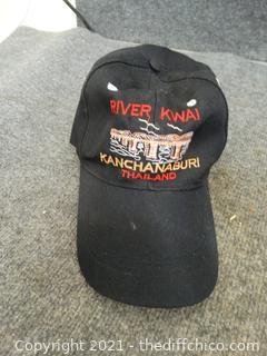 Thailand River Kwai Hat