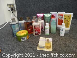 Womens Personal Care Lot