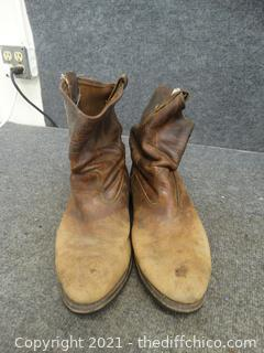 Oil Resistance Work Boots 13
