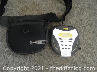 Ultra Sports Audiophase MP3 / FM Digital Tuner