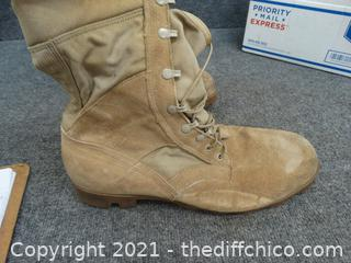 Military Boots 13