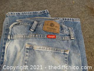 Wrangler Jeans 46 X 32