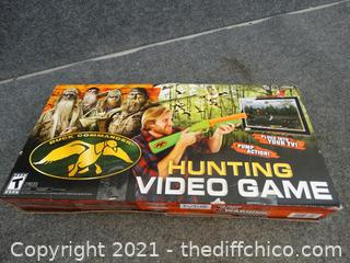 Hunting Video Game