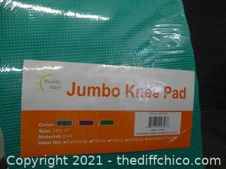 Jumbo Knee Pad sealed