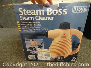 Steam Boss Steam Cleaner