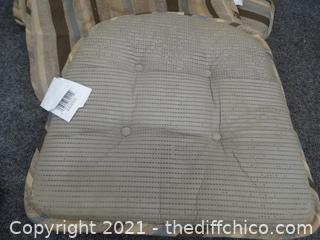 Set Of 4 Seat Cushions
