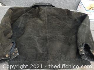Santa Fe Outback Leather Jacket 3x
