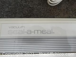Vacuum Seal A meal wks