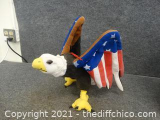 Hanging USA Eagle