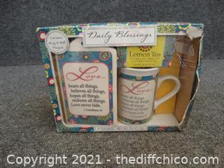Daily Blessings Gift set