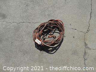 55 FT Orange Ext Cord